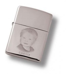 Personalised Lighter