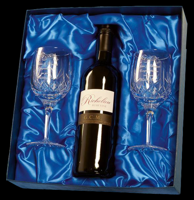 Personalised Wine Glasses Incrystal Blog