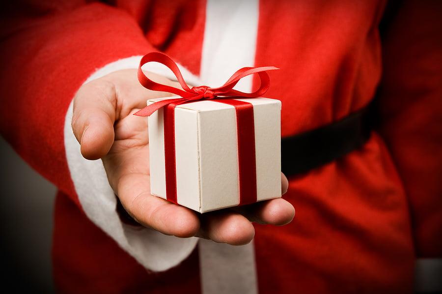 Как подарить скрытый подарок 37